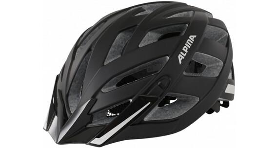 Alpina Panoma City Helmet black matt reflective